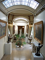Room in the Oldenburg Municipal Museum. Picture: City of Oldenburg