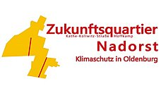 Logo Zukunftsquartier. Bild: Innovation City Management