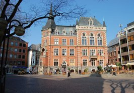 Oldenburger Rathaus. Foto: Stadt Oldenburg