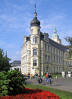 Das Oldenburger Schloss. Foto: Stadt Oldenburg