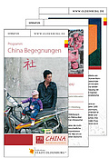 Titel Flyer China Begegnungen 2010