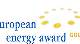 Gold Logo European Energy Award®;  eea®