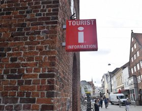 Tourist-Information im Lappan. Foto: Stadt Oldenburg