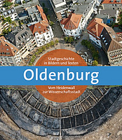 Cover des Buches zur Oldenburger Stadtgeschichte. Quelle: Stadtmuseum Oldenburg