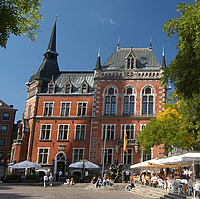 The town hall. Picture: City of Oldenburg