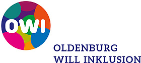 Logo OLDENBURG WILL INKLUSION. Quelle: Stadt Oldenburg