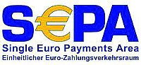 SEPA-Logo. Quelle: European Payments Council (EPC)