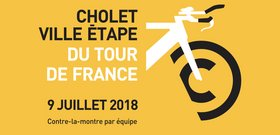 Grafik zur Tour de France 2018. Quelle: Stadt Cholet