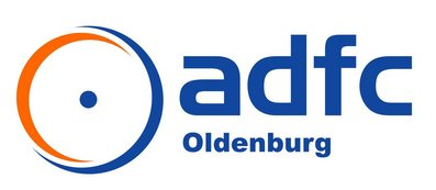 Logo des ADFC Oldenburg. Quelle: ADFC