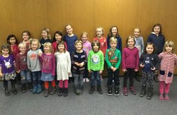 Kinderchor. Foto: Stadt Oldenburg